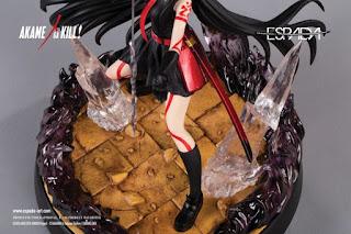 Figuras: Espectacular figura de Akame de Akame Ga Kill - Espada Art