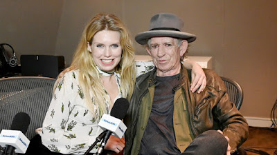 Keith Richards Chats With Daughter Theodora About Musicals & Their Shared Passions