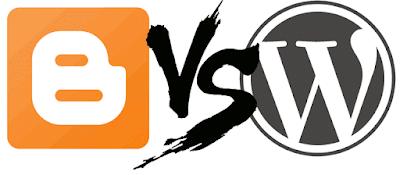 E' meglio Blogger o WordPress? Pro e contro