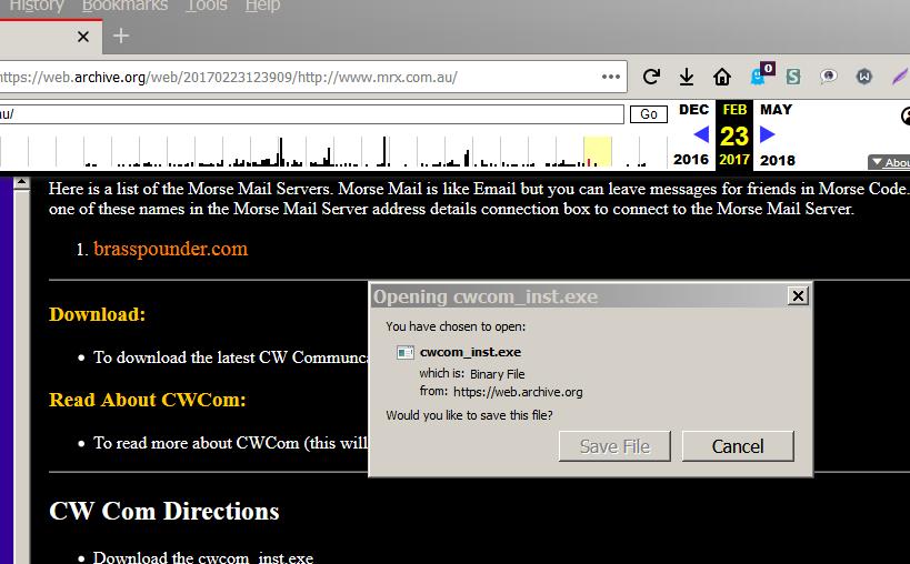 MorsePower: MAC users - How to install CWCOM on MAC machine