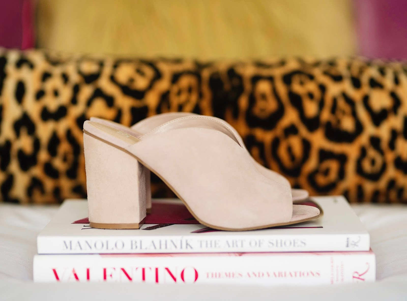 Nordstrom Anniversary Sale BP Tonya Open Toe Mule - Something Delightful Blog