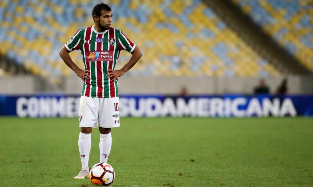 Indicio que camisa 10 do Fluminense vai fechar com o Corinthians saiu  veja 4fc10f778fe77