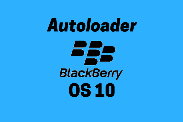 (Official) Autoloader Remove Blackberry Protect/ID OS 10