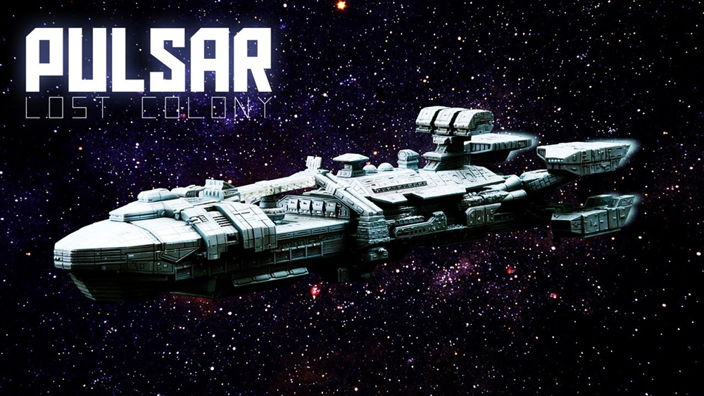 Pulsar Lost Colony Download Poster