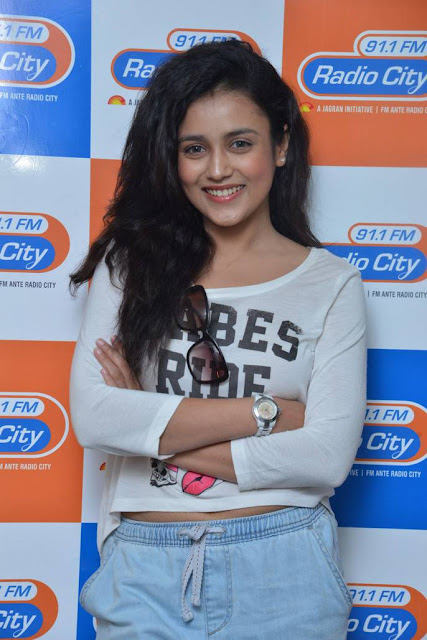 Mishti Chakravarty Stills At Radio City