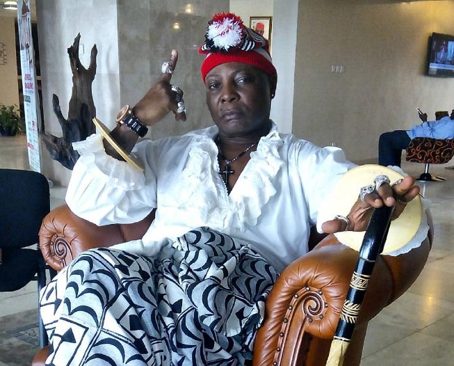 I'm afraid of Nigeria - Charly Boy