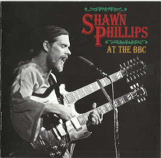Shawn Phillips - At The BBC (1971-74 us, impressive prog jazzy folk, 2009 release)