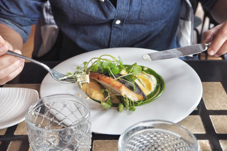 Bonne adresse - Apotek restaurant à Reykjavik - cuisine islandaise