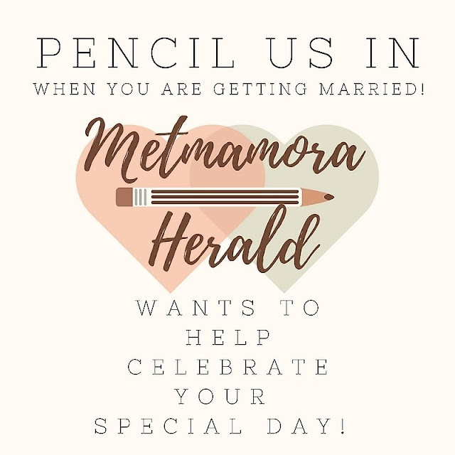 Engagement/Wedding Announcements by Metamora Herald