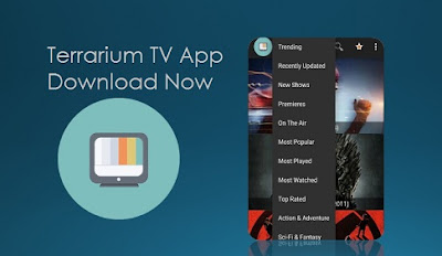 Download Terrarium TV v1.8.5 Mod Apk Premium