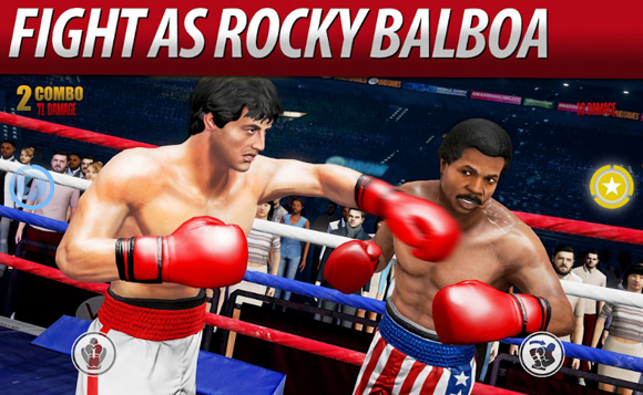 Real Boxing 2 ROCKY Mod Apk for Android