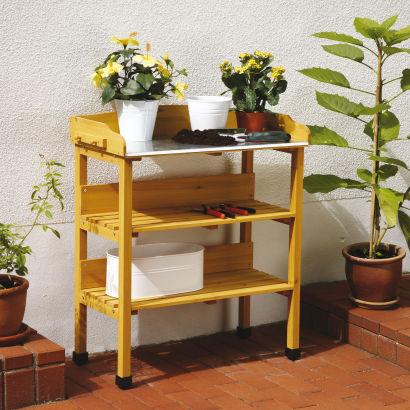 Table de jardinier aldi avis sur les produits for Recherche jardinier 77