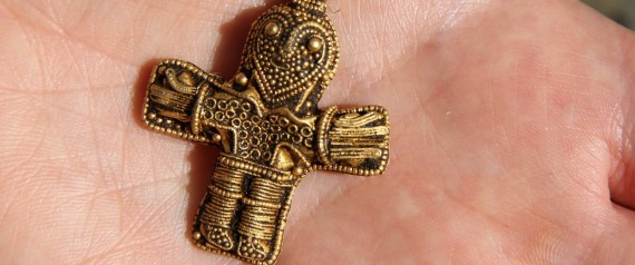 Πως η ανακάλυψη ενός σταυρού στη Δανία αλλάζει τα ιστορικά δεδομένα της χώρας