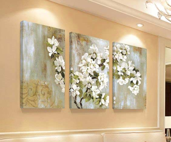 Oil Painting On Canvas, Oil Paintings, Modern Wall Art