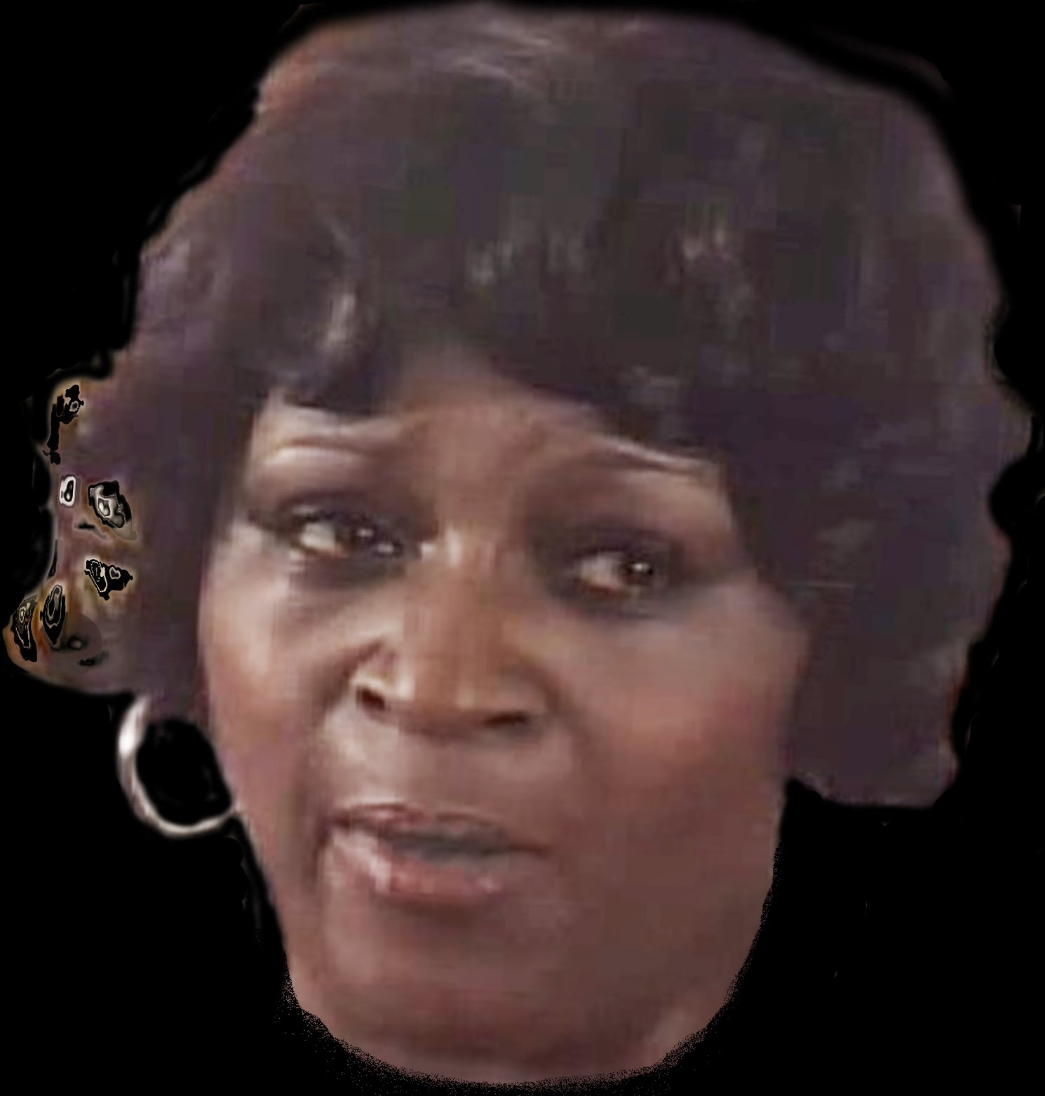 """Vintage Stand-up Comedy: Lady Reed """"The Madam"""""""