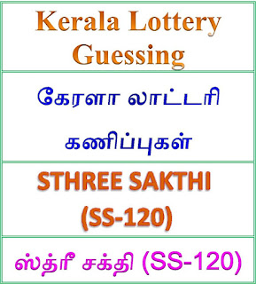 Kerala lottery guessing of STHREE SAKTHI SS-120, STHREE SAKTHI SS-120 lottery prediction, top winning numbers of STHREE SAKTHI SS-120, ABC winning numbers, ABC STHREE SAKTHI SS-120 21-08-2018 ABC winning numbers, Best four winning numbers, STHREE SAKTHI SS-120 six digit winning numbers, kerala lottery result STHREE SAKTHI SS-120,
