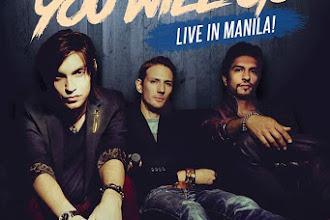 Alex Band, The Calling Live in Manila, November 11, 2016