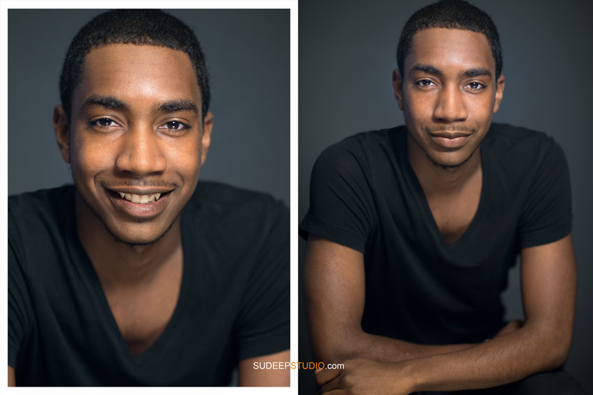 Professional Headshots Actors Male - Sudeep Studio.com