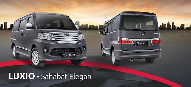 Spesifikasi dan harga Daihatsu Luxio Terbaru