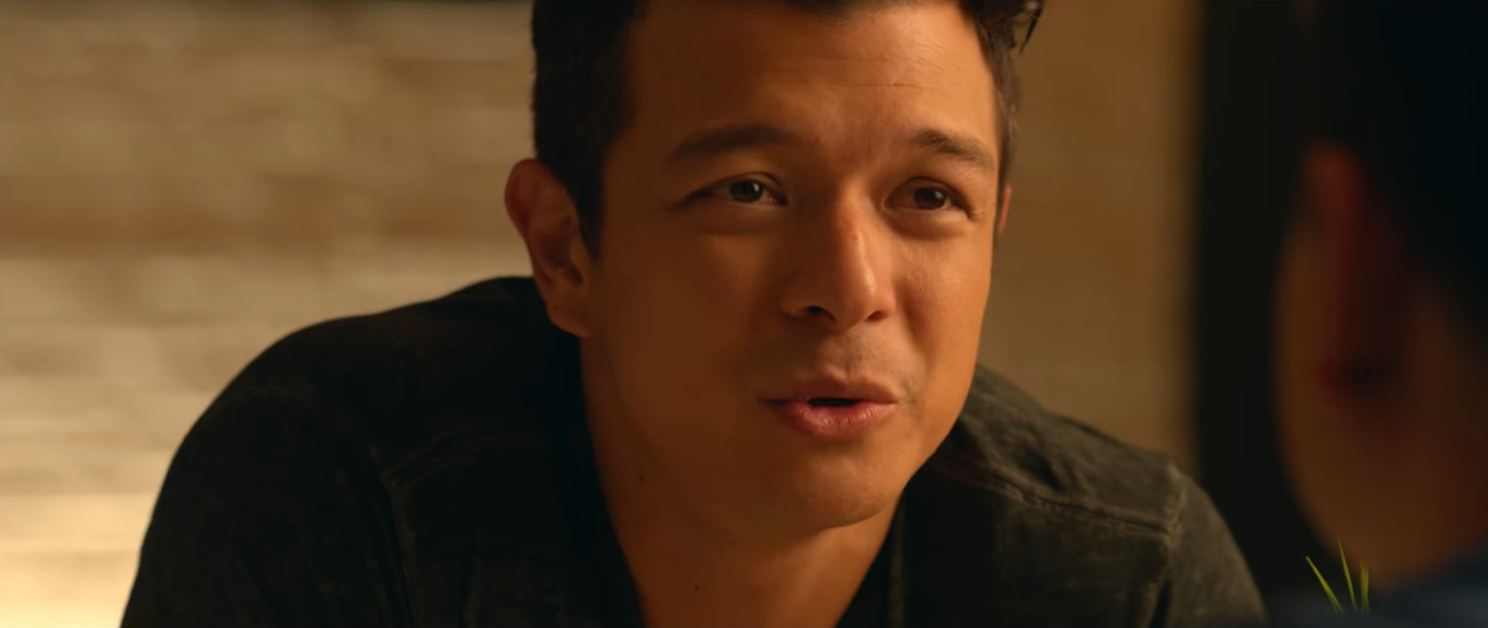 Luck at First Sight 2017 Filipino film featuring Asia King of Drama Jericho Rosales