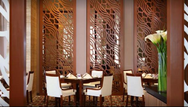 Resto Kapolagha Hotel Grandhika Semarang