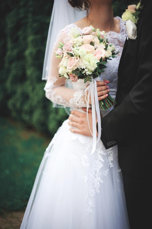 Ela i Paweł Ślubnie