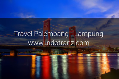 Travel Palembang
