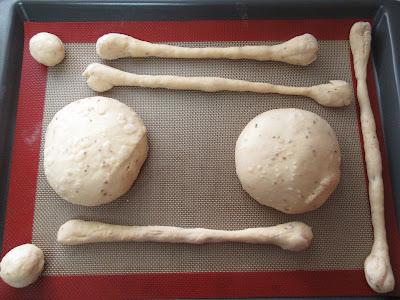 Pan de muerto Thermomix