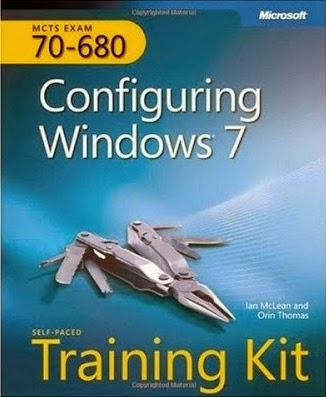 Certification: MCP 70-680 Configuration Windows 7