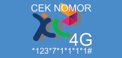 Tips Cara Mengecek Nomor XL 4G LTE Dengan Mudah