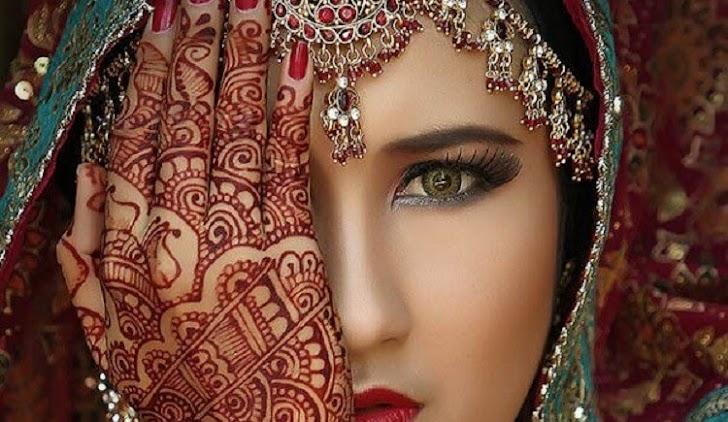 Henna, Riasan Gambar yang Semakin Trendy