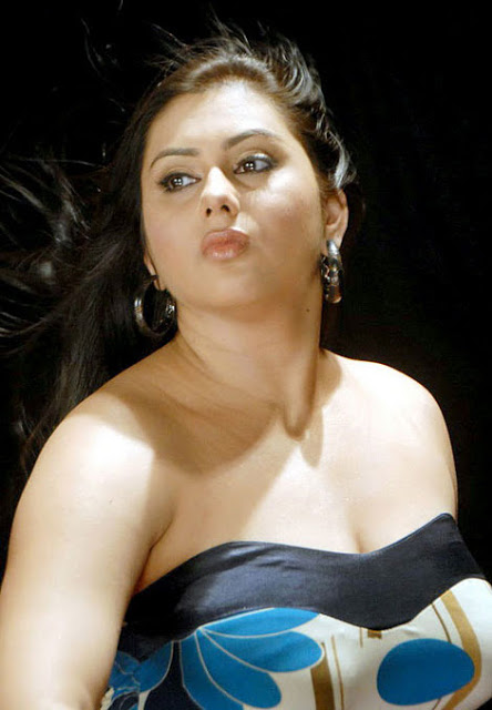 Kannada Movie Actress Namitha Kapoor In Half Tight Dress -1030