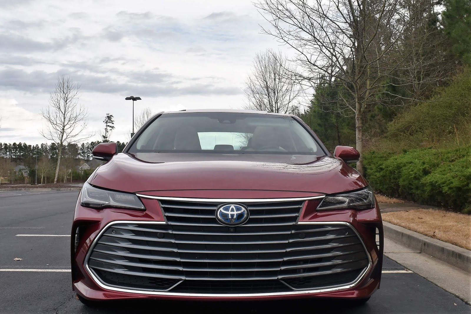 2019 Toyota Avalon Hybrid Limited Front Grille