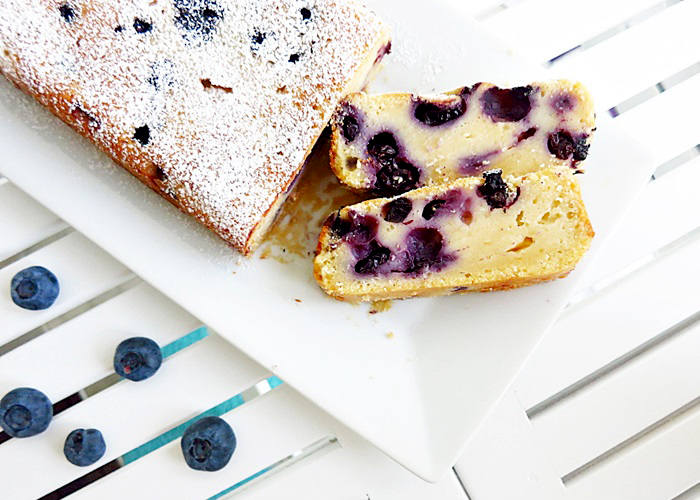 Heidelbeer-Joghurt Kuchen