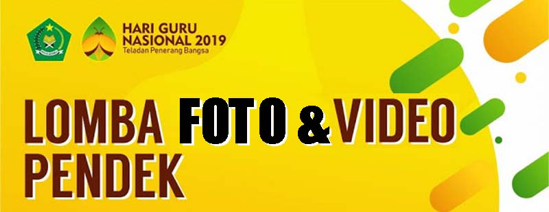 Lomba Foto dan Video (Vlog) 2019