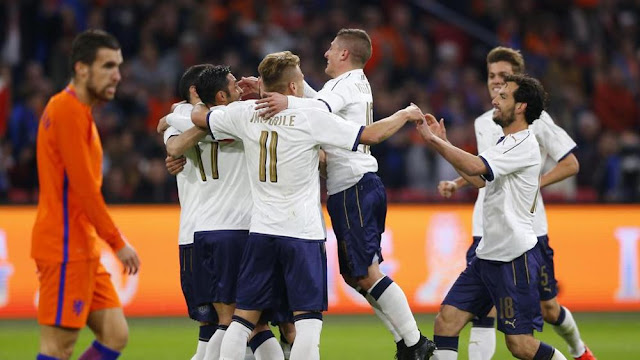 Italia vs Hà Lan