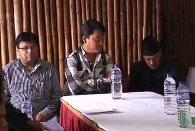 GJM closed door meeting held