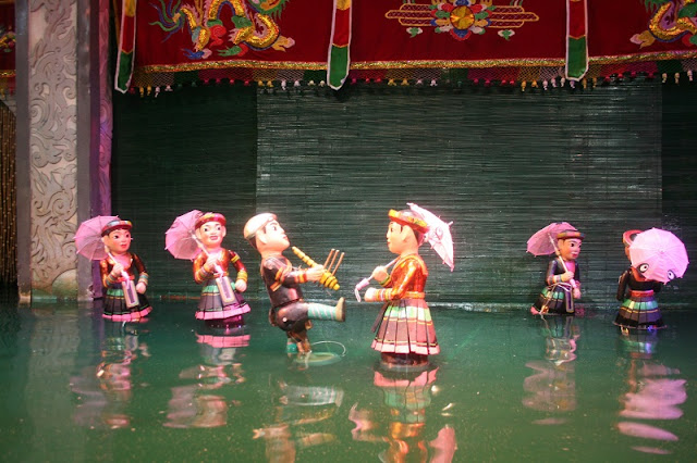 Water puppetry takes stage in Poland 2
