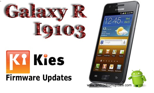 Samsung I9103 Dead boot repair successfully without box free