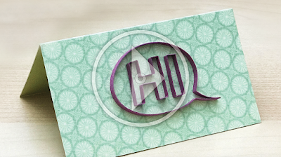 Quilling Letters Tutorial Pattern Video