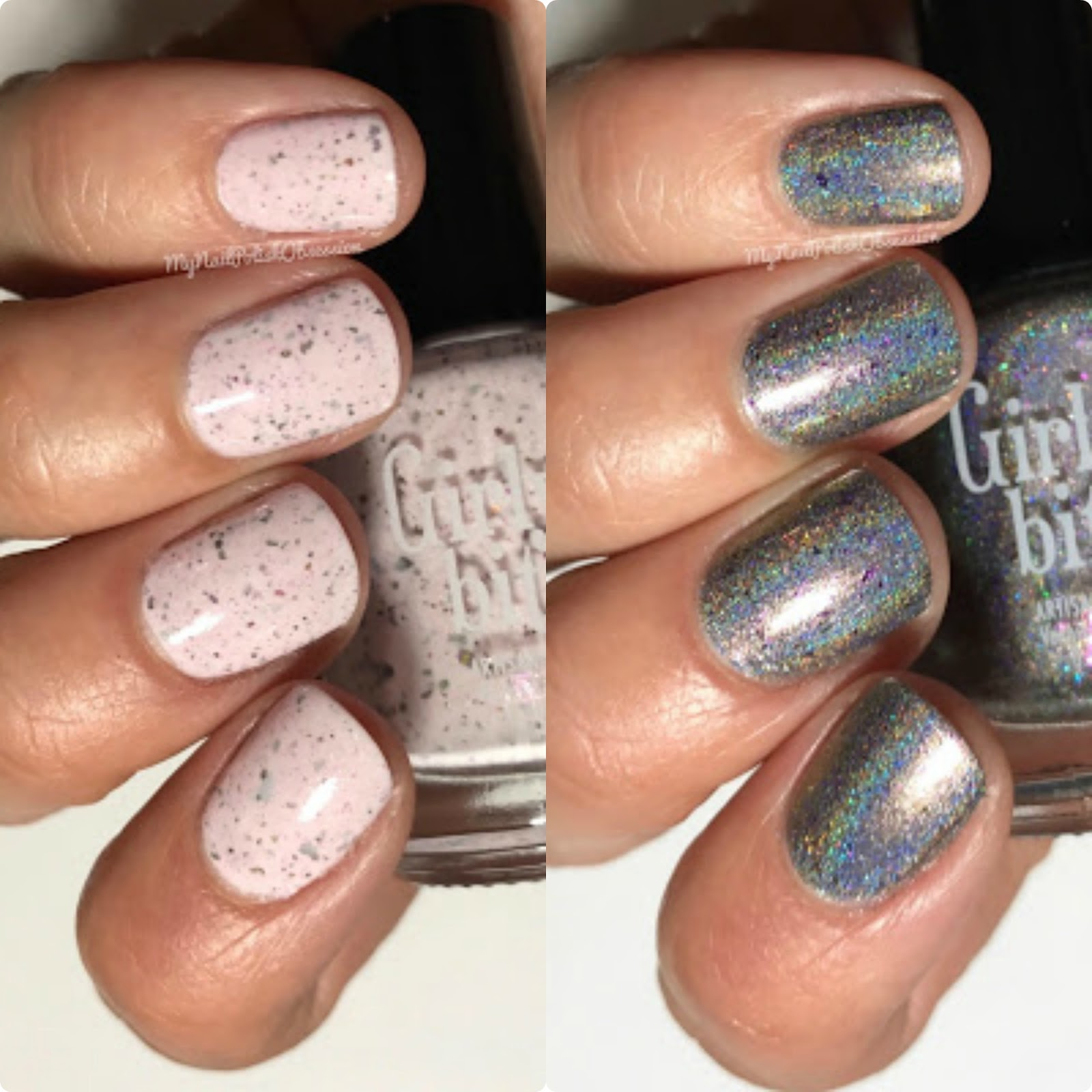 My Nail Polish Obsession: Girly Bits Cosmetics; Limited Edition ...