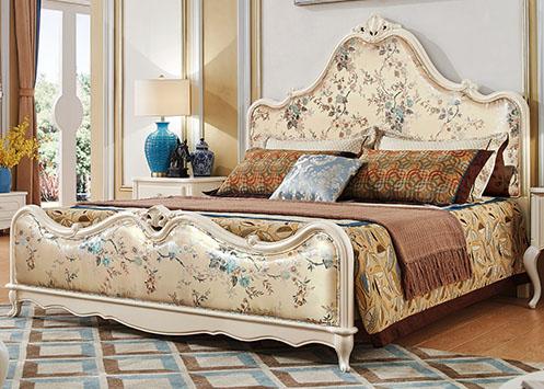 Vì sao giường ngủ tân cổ điển luôn được ưa chuộng?