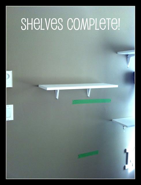 DIY Cat Shelves For Under $100 Series Part 2