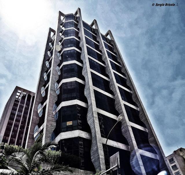 Fachada do Edifício Nassib Mofarrej Avenida Paulista