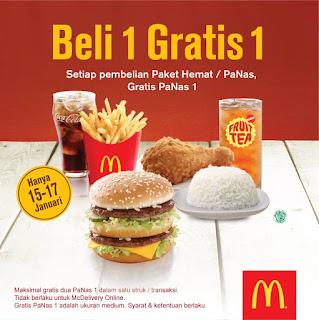 Promo McDonald's Terbaru