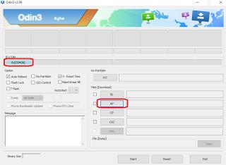 Download Tool Odin3 v.3.11.1