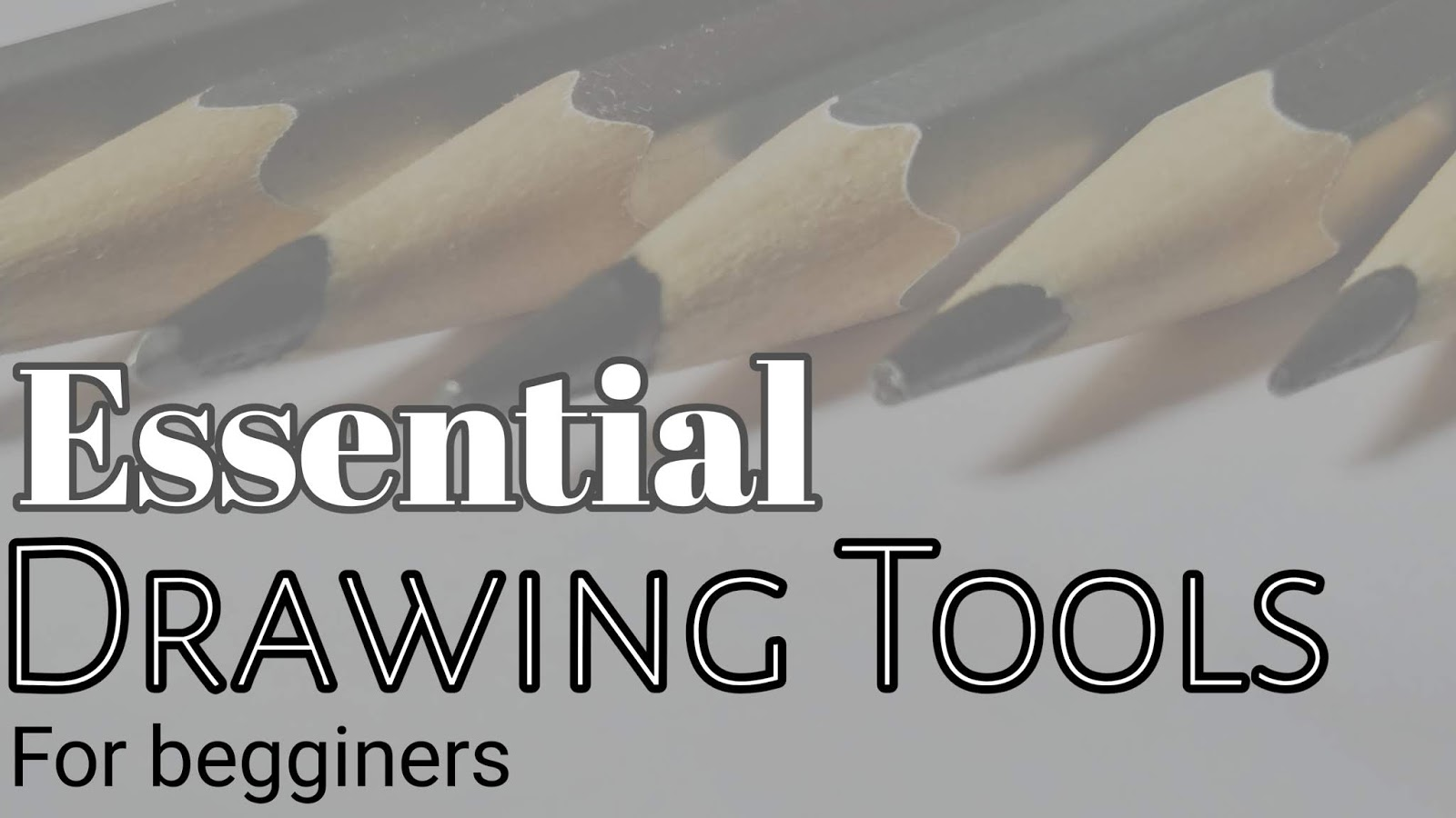 Drawing tools for beginners essential drawing tools for beginners artist drawing tools and accessories