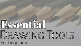 Drawing tools for beginners, essential drawing tools for beginners, artist drawing tools and accessories, pencil drawing tools, sketch artist tools, best tools for artist, graphite pencils