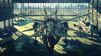 Sci-Fi, Jet Fighter, Aircraft, 4K, #6.2199