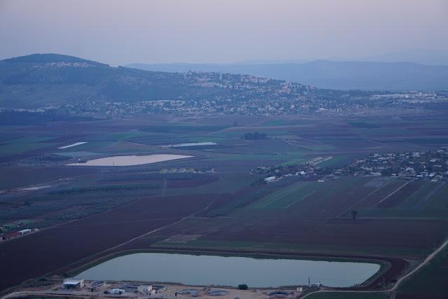 הר תבור ועמק יזרעאל